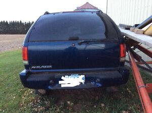 2005 Chevrolet Blazer SUV, Crossover Stratford Kitchener Area image 2