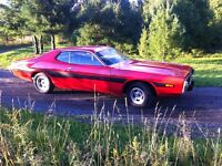 good running 74 charger 318 rally