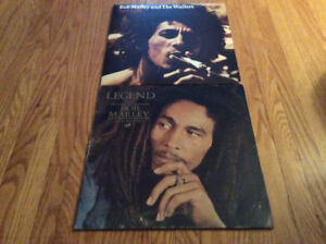 Bob Marley and The Wailers LP Records