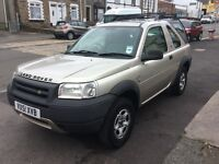2001 Land Rover Freelander 2.0 TD4 S-12 months mot-4x4-outstanding value