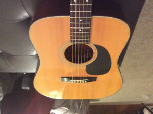 Fender Acustic Made in Japan F-35 REDUCED