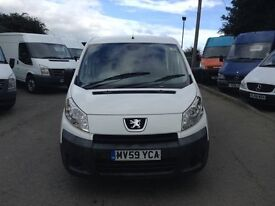 2009 Peugeot expert 1.6 hdi twin side loading doors 1 previous owner with service history
