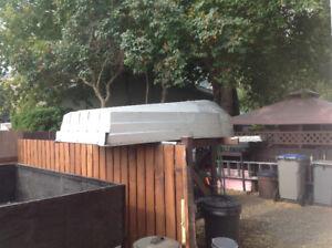10ft. aluminum boat