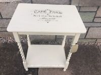 Up cycled by vintage Angell , Table