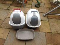Cat/kitten litter trays