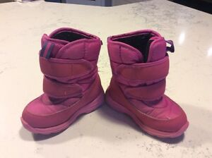 Cougar size 6 toddler winter boots