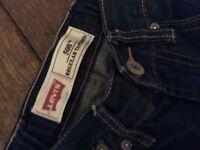 Boys age 8 Levi's jeans