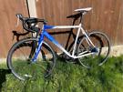 Road bike dawes aluminium frame carbon fork