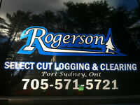 Select cut logging & Tree removal