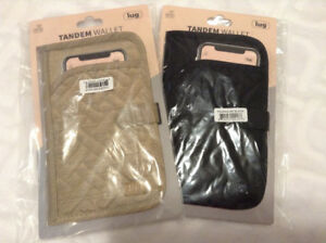 LUG Tandem Wallet – Perfect for Travel – BRAND NEW, TAGS