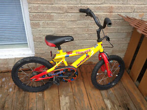 15 inhes kids bike