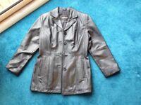 Ladies Lakeland Leather Jacket.