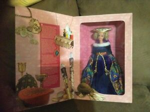 Medieval Lady BarbieThe Great Eras Collection Windsor Region Ontario image 1