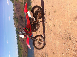 2003 XR 250R for sale