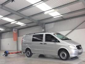 MERCEDES-BENZ VITO RECOVERY TRUCK TOWING DOLLY AUTOMATIC DUALINER AUTO 116CDI