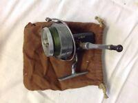Hardy of England fishing reel