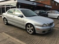 2009 Jaguar X-Type SE 2.2 Diesel VGC £185 per year tax