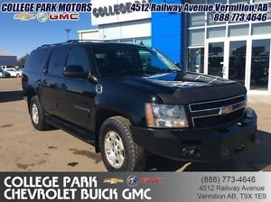 2007 Chevrolet Suburban 1500   8 Passenger, Loaded, 4x4.