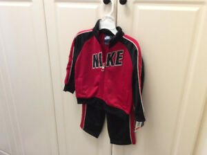 Baby's Nike Outfit