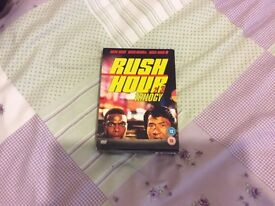Rush hour trilogy boxset