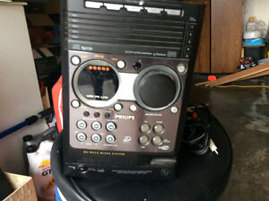 Phillips Home stereo