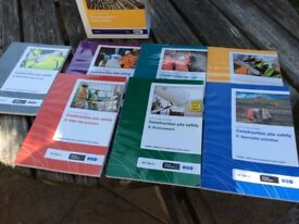 Construction health and safety booklets