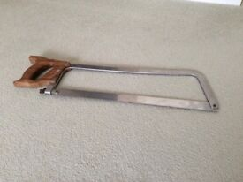 BUTCHERS MEAT BONE SAW, USED VERY GOOD CONDITION