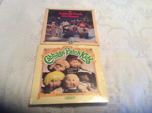 2 disques Cabbage Patch