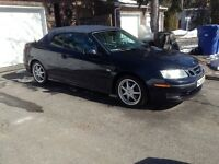 2004 Saab convertible 2000$+IPHONE ou Samsung Galaxy s5