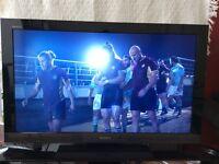 "Sony Bravia 37"" HD Internet video TV"
