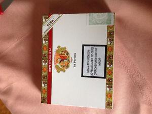 Cigares puritos Roméo y Julieta de Cuba - boîte de 25