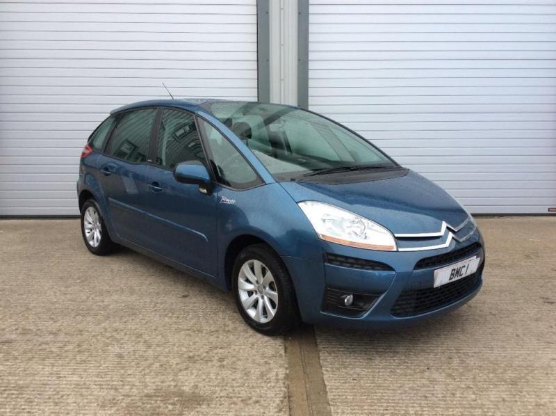 2009 Citroen C4 Picasso 1.6 HDi VTR+ EGS 5dr