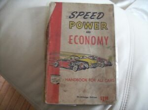 car speed book