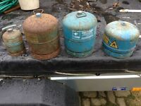 Campinggaz cylinders
