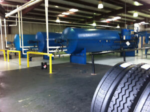 Used Truck Tires Retread Plant Equipment for Sale