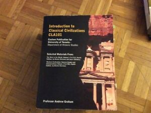 Introduction to classical civilization the west in the world vol