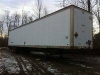 "Wanted: LOOKING FOR TRUCK & DRIVER TO MOVE 53"" TRAILER"