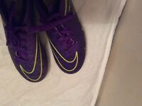 Nike football boots £45