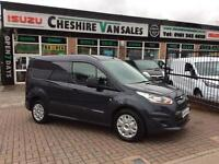 14 REG TRANSIT CONNECT 1.6 200 TREND 115 BHP NEW SHAPE 200 VANS OPEN 7 DAYS