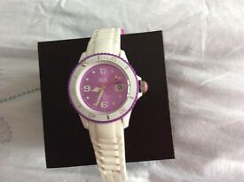 Ice Watch Purple Face