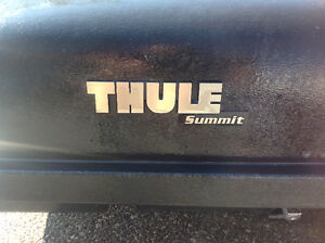 """THULE"" 55""L CAR ROOF RACKS WITH LOCKS - needs new keys Oakville / Halton Region Toronto (GTA) image 5"