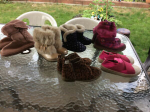 BABY GIRL SHOES FOR 24 TO 36 MTHS