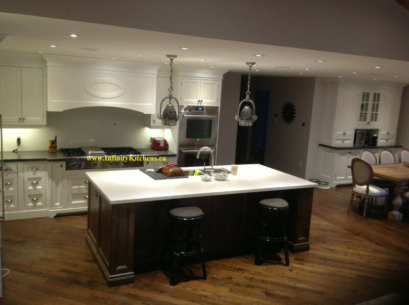 Custom kitchen cabinets at affordable prices sale 30 off for Kitchen cabinets kijiji