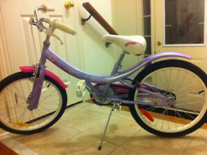 "Girls Bike 20"" for 7-12years old child"