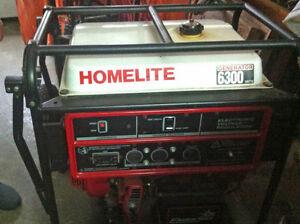 Génératrice Honda 6300 W