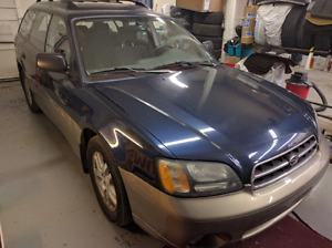 2003 Subaru Outback 2.5 5sp