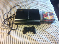 Playstation 3 Bundle + 8 Awesome Games