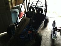 Trade for good 4 wheeler big or small