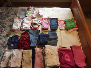 Girl's clothes - size 12 months