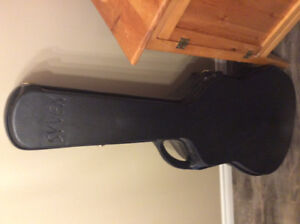 Syvex Hard shell acoustic guitar case